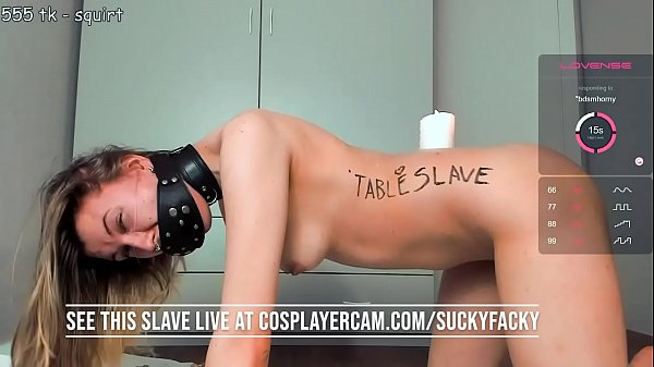 This Slave Can Be Tortured....