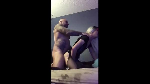 Guy Fucking Girl Strapon