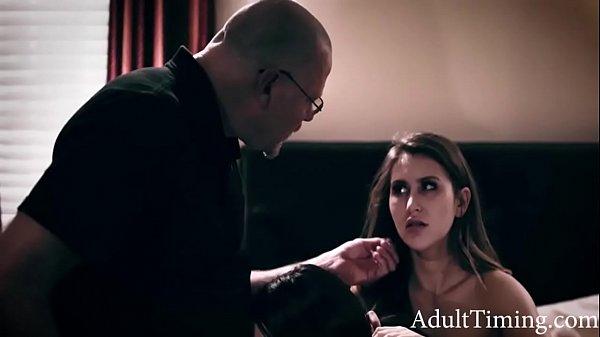 Porno con una storia di tradimento mogli