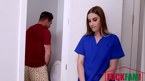 Niki Snow In Not Too Crippled For A Creampie