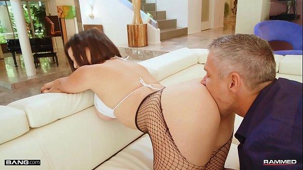 Rammed - Busty Latina Antonella La Sirena Gets Fucked Raw