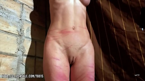 Nataly Gold- Slave For Debts WHIPPING Thumb