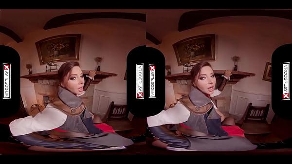 Assassins Creed Unity XXX Cosplay VR Sex