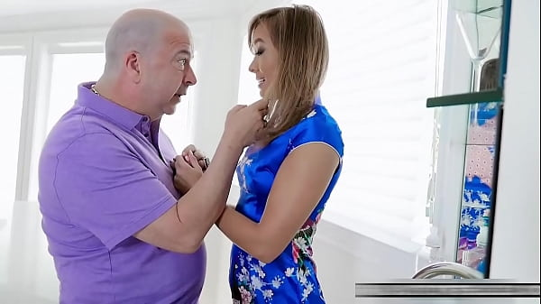 caring dad orders his mail order asian bride to take care of son Thumb