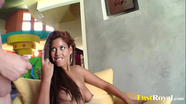 Afternoon pounding with the beautiful busty Bridgette B Thumb