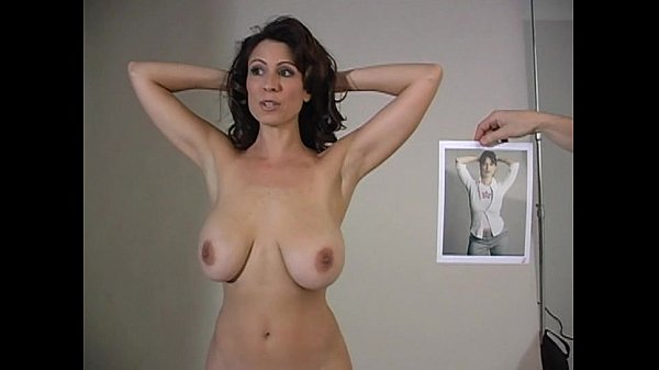 Christy Canyon photoshooting. From 'Thinking XX...