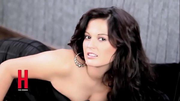 Mariana Echeverría ¡te hará sudar! en H para Ho...