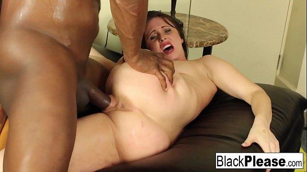Jackie Jevaux receives black dick