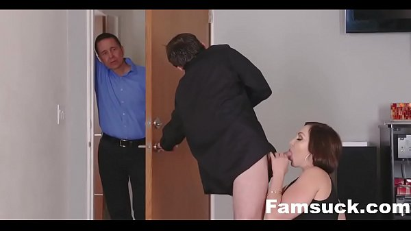 Kinky Aunt Fucks Step-Nephew| FamSuck.com