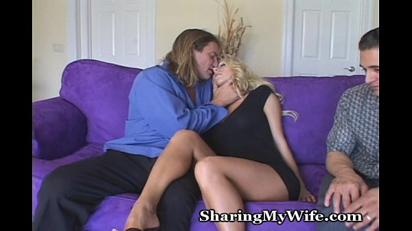 Sissy Hubby Shares Hot Wife