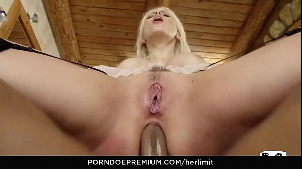 HER LIMIT - #Vittoria Dolce - Ukrainian MILF Vittoria Dolce Wild Facefuck And Anal Pounding