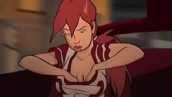 18 Cartoon sex