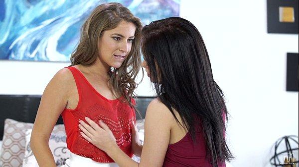 Teen cutie seduced by Presley Hart