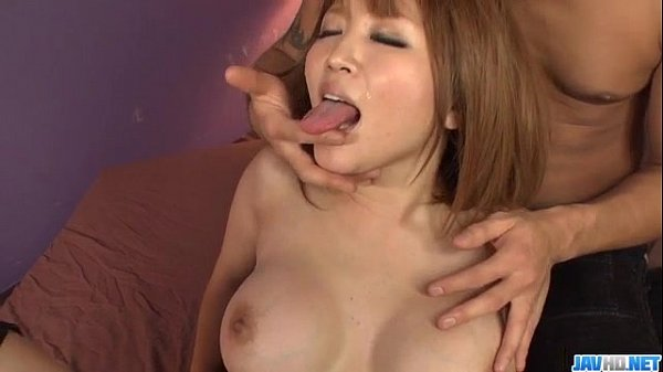 Yuki Touma sure knows how to handle a big cock - More at Javhd.net