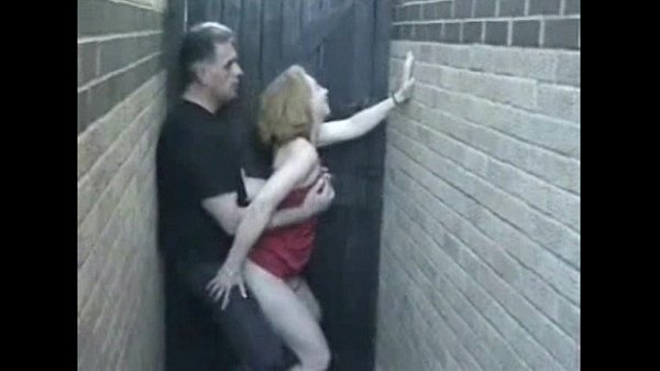 Sex in the alley video
