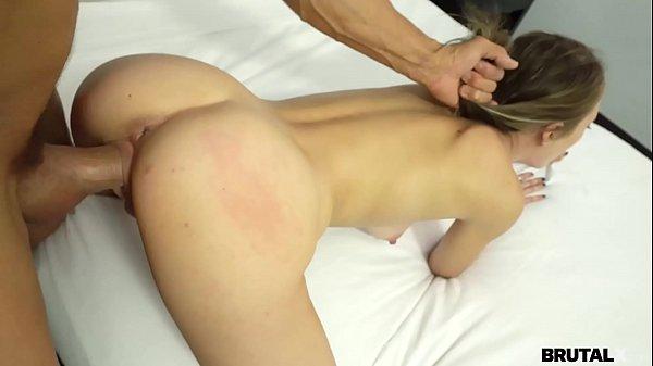 BrutalX - Hard fuck Kyler Quinn from hung stepdad