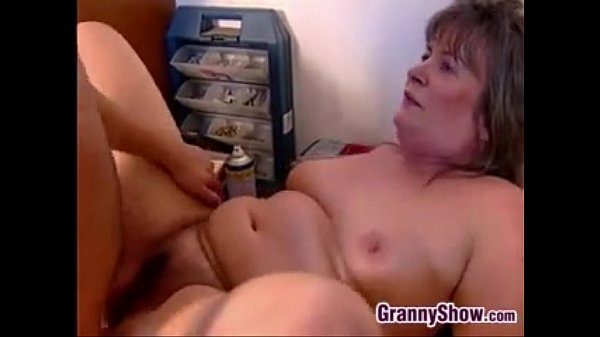 Fat And Old Woman Wants To Be Fucked