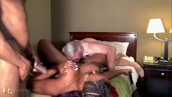 420Bangus/Flexxfitcock & Imani Seduction In Dick Slangars