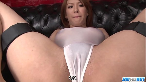 Subtitles - Japanese beauty Rei gets dick in he...