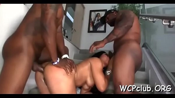 Interracial xxx act