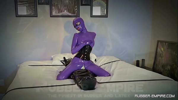 Sexual a. of stored Rubber Toy