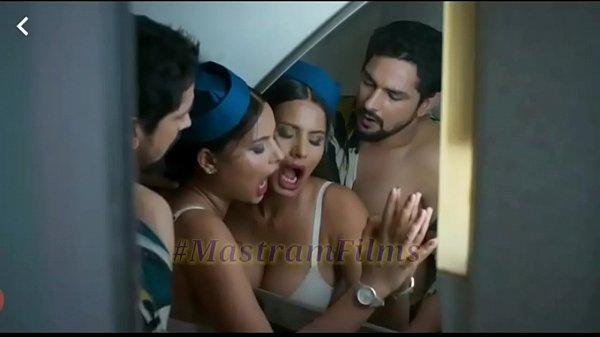 Mastram web series scene 01 air hostess hardcor...
