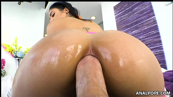 Vanessa Sky getting her latina ass pounded deep