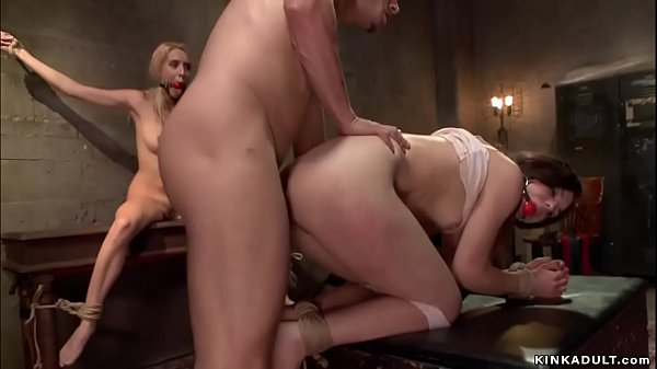 Dude fucks date and slaves in basement