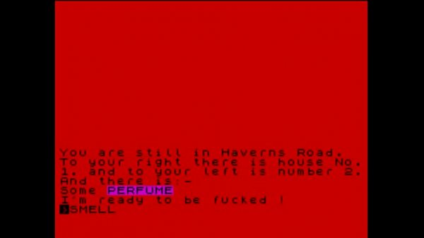 Soho Sex Quest 2 Herpes or Bust Sinclair ZX Spectrum HYPERSPIN NOT MINE VIDEOSEurope