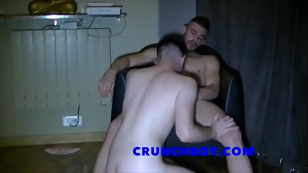 twink fucked by straight guy