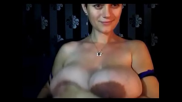 Milf live cam teasing and showing huge tits Thumb