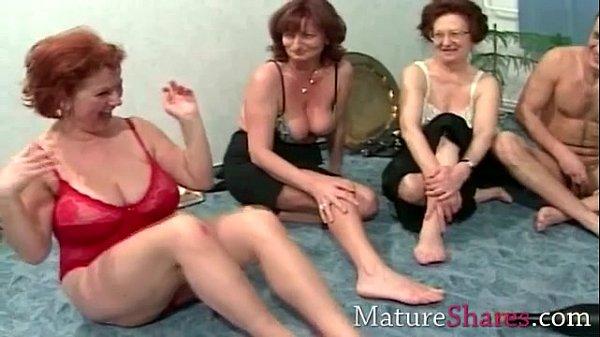 Czech Swingers Granny Porno