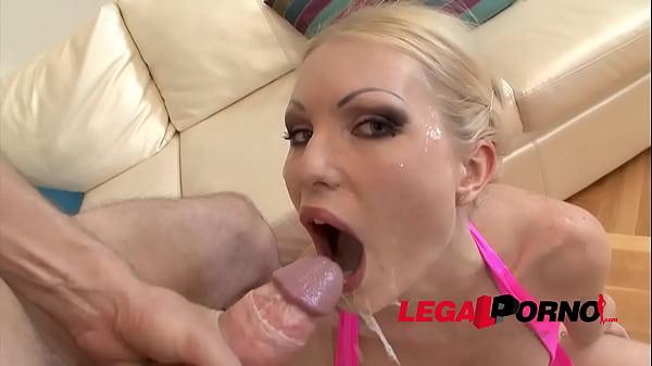 Jenny Simpson gagging blowjob NR059