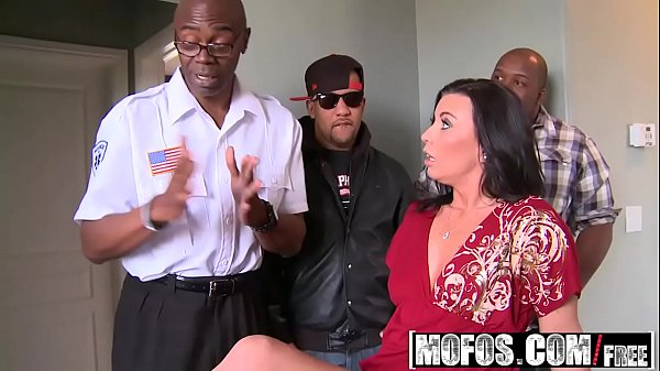 Milfs Like It Black - Mouth to Mouth... starring Honey White
