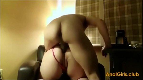 Brutally punish rough painanal anal sex