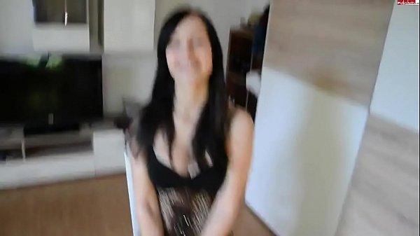 Hot German Teen Sucking And Fucking