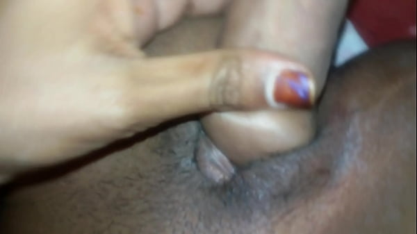 Kavitha Bhoopalpally stimulated her pussy with his boyfriend's Penis Thumb