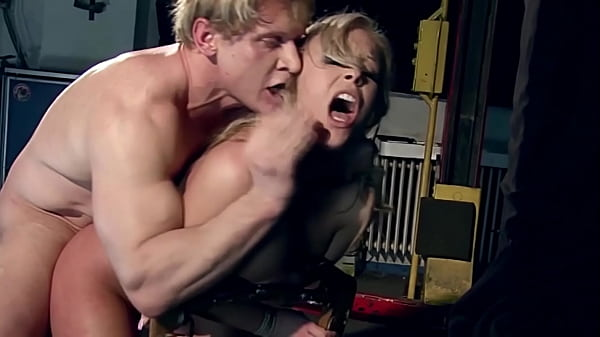Jessica Moore is under domination. Part 2. This is called really deep throat fucking.