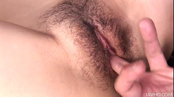 Japanese honey Keito is pounded with a big dick and left with a creamy load