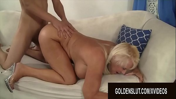 Golden Slut - Pounding Mature Hotties in Doggystyle Compilation Part 15