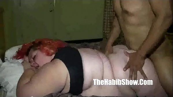 bbw princess rammed takes beat down monster BBC redzilla by hooded fuck