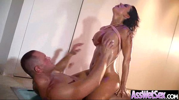 Anal Sex Tape With Curvy Big Ass Oiled Up Slut ...