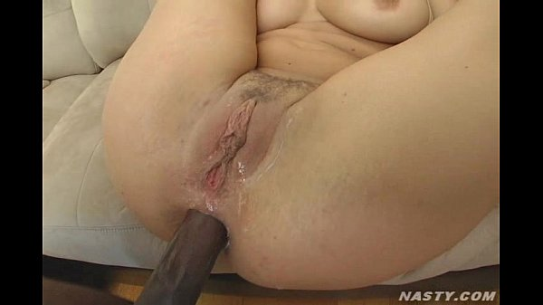 analwhore Mia Bangg takes bbc deep in all her holes.