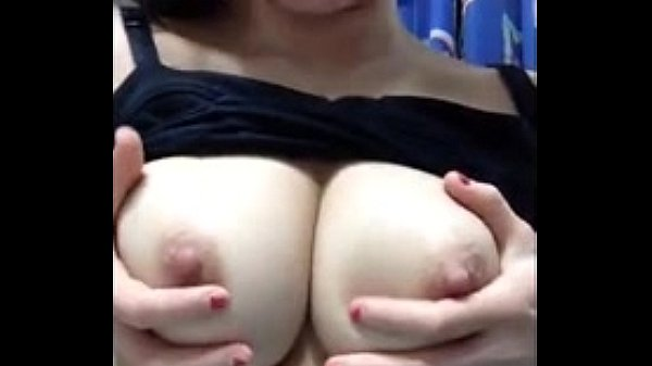 Japanese with big tits on cam