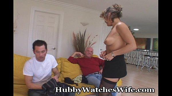 Wowed By y. Guy Hammering His Wife