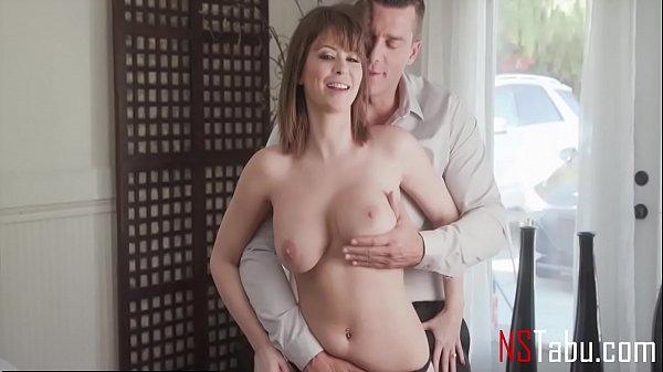 Sexy Hotwife Fucks Husbands Friend - Emily Addi...