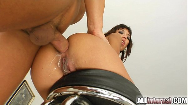 All Internal Squirt surprise as she's fucked in...