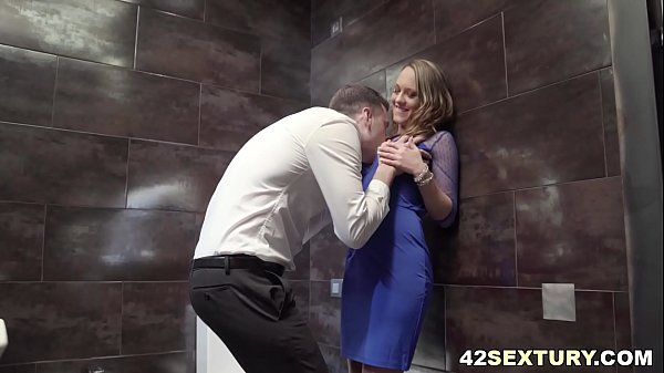 Bathroom Stall Aphrodisiac - Blue Angel Plowed Hastily