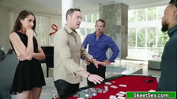 Avi Love banged and creampied by 3 guys