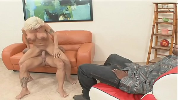 Lennox wants to be watched by a black man while he fucks hard